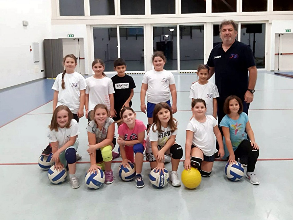 Mini Volley 2019-2020